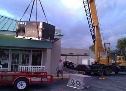 Melbourne, FL Commerical HVAC Installation Service