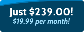 Just $270! $19.99 per month!